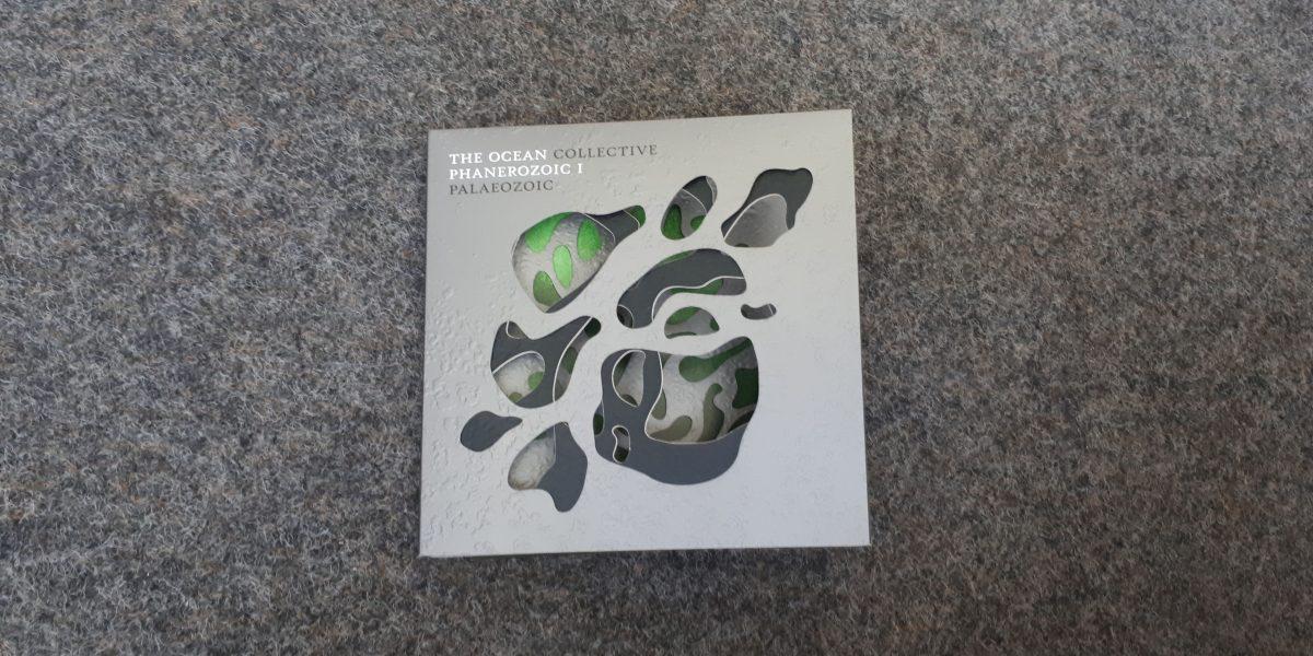 The Ocean: Phanerozoic I: CD-Cover mal anders…